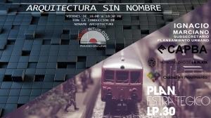 ARQUITECTURA SIN NOMBRE - RADIO - IGNACIO MARCIANO