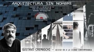 ARQUITECTURA SIN NOMBRE - RADIO - CREMASCHI