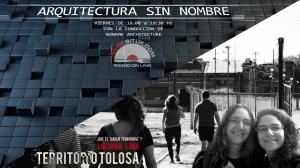 ARQUITECTURA SIN NOMBRE - RADIO - TERRITORIO TOLOSA
